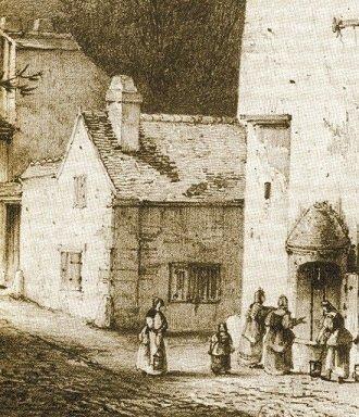 rue du puits qui parle