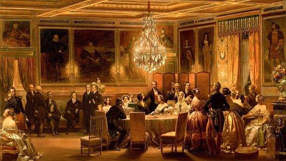 table de la reine