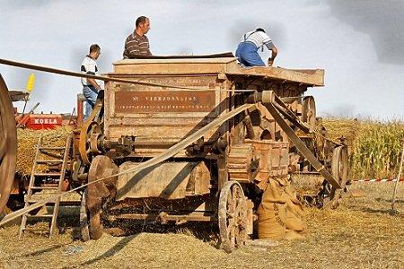 Broyer le blé